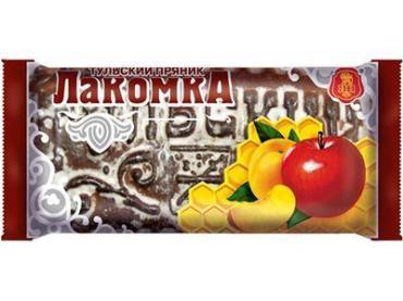 Пряник Тульский пряник Лакомка с фруктовой начинкой