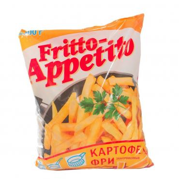 Картофель фри Frittо-Appetito 10 мм