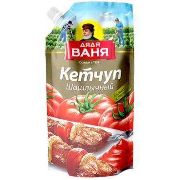 Кетчуп Дядя Ваня Шашлычный