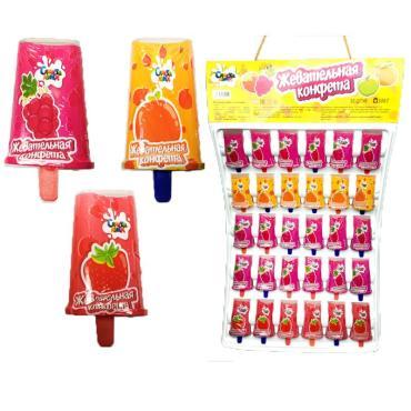 Жевательная конфета Сластилэнд