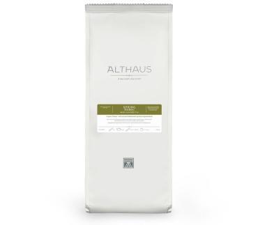 Чай зеленый Althaus Spring Tonic листовой