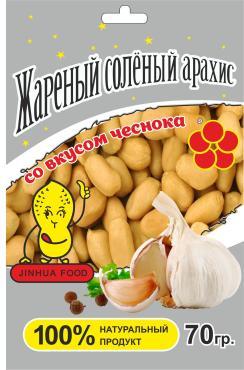 Арахис Jinhua Food со вкусом чеснока