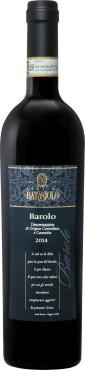 Вино красное сухое 13,5% Batasiolo, Barolo, 750 мл., Стекло