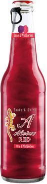 Вино Aleixo Red со вкусом малины и ежевики 5,5%