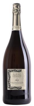 Игристое вино белое сухое 11% Albino Armani Prosecco DOC Extra Dry, Италия, 1,5 л., стекло
