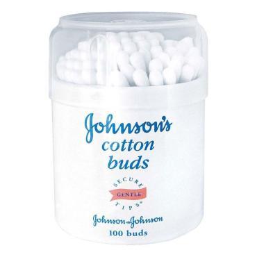 Ватные палочки Johnson's Baby 100 шт.