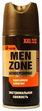 Дезодорант-спрей MenZone Energy Shot Максимум энергии