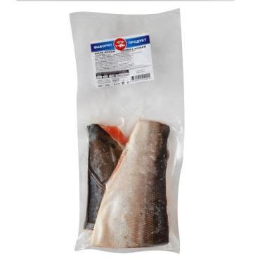 Нерка Фаворит-Продукт филе-кусок мороженый глазированный категория А