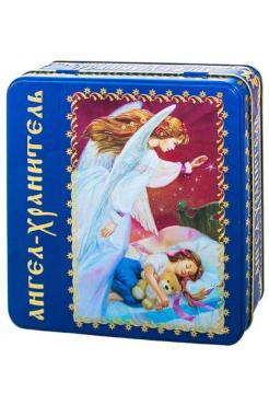 Чай чёрный листовой Вера, Надежда, Любовь Ангел-Хранитель 125 гр.