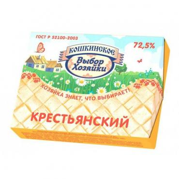 Спред Кошкинское оригинальный растительно-жировой 72%