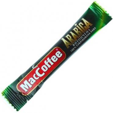 Кофе Arabica сублимированный, MacCoffee, 2 гр., флоу-пак