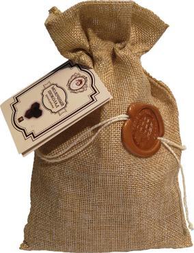 Шоколад молочный , , Libertad, 200 гр., текстильная упаковка