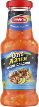 Соус Пиканта Азия кисло сладкий