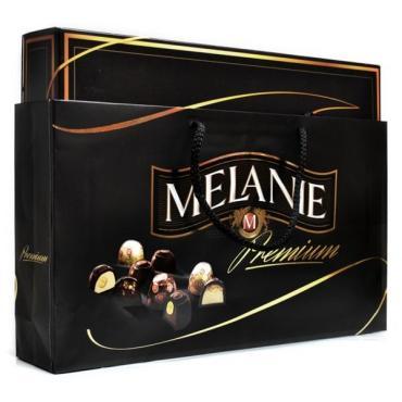 Конфеты Melanie набор шоколадных Premium, 900 гр., Подарочная упаковка