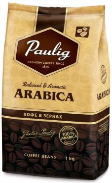 Кофе Paulig в зернах