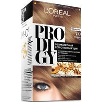 Краска для волос L'Oreal Prodigy №6.32 орех