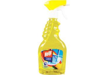Средство для мытья стекол Help Лимон