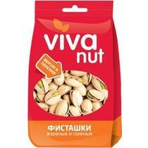 Фисташки Viva Nut жареные соленые