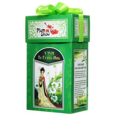 Чай Plum Snow Улун Те Гуань Инь 100 гр