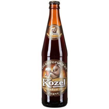 Пиво Козел Велкопоповицкий CERNY 0.5 л