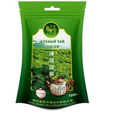 Чай Верблюд Мята зеленый