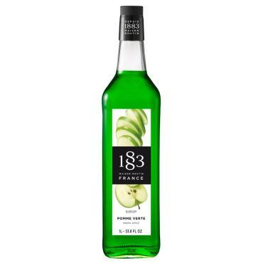 Сироп 1883 Maison Routin Зеленое яблоко