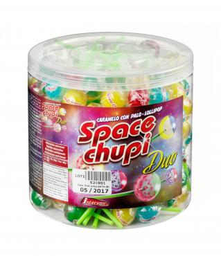 Карамель Space Chupi Terror леденцовая