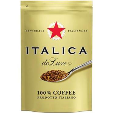 Кофе растворимый Italica de Luxe