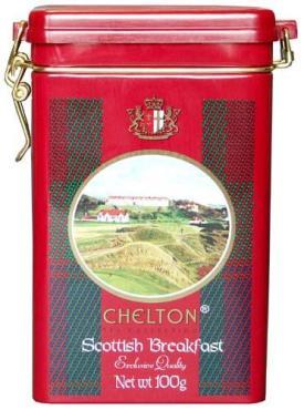 Чай Chelton Шотландский завтрак листовой