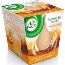 Свеча Airwick Essential Oils Infusion Анти-табак апельсин ароматизированная