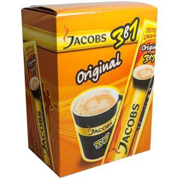 Кофе Jacobs Original 3в1 20шт.