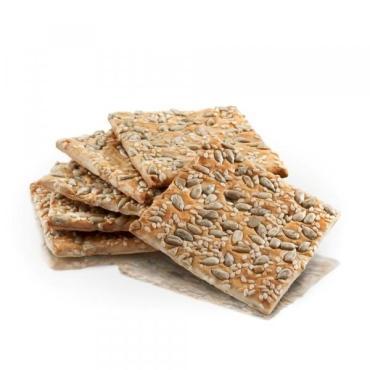 Хлебцы Конфектум Злаковые с семечками и кунжутом