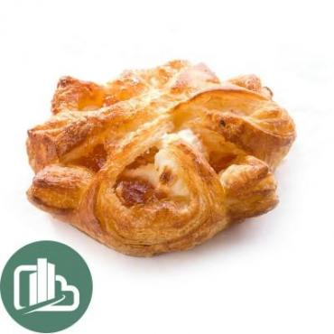 Печенье Рузи Хризантема с Вишней 2кг