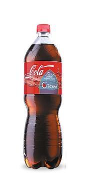 Напиток Стом безалкогольный кола