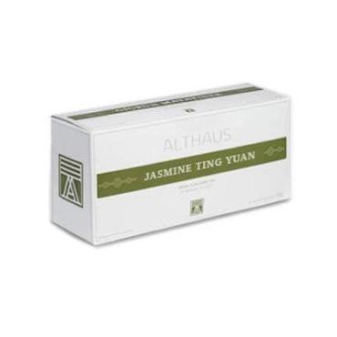 Чай пакетированный Althaus Jasmine Ting Yuan зеленый 20 пак.