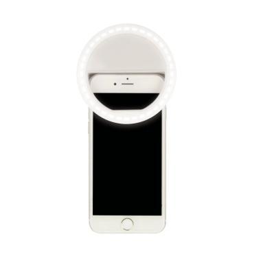 Фонарь серии Стандарт Selfie light, 36 LED, 2хААА н/к, белый, Uniel S-HL100-B White, 70 гр.