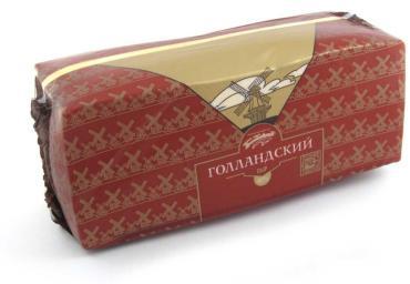 Сыр Белебеевский МК  Белебеевский Голландский , 1 кг., полиэтиленовая пленка