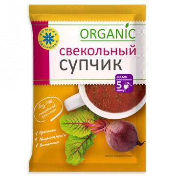 Суп-пюре Компас Здоровья Свекольный