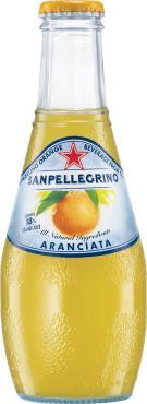 Газированный напиток SanPellegrino Aranciata Апельсин