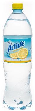 Вода Aqua Minerale лимон