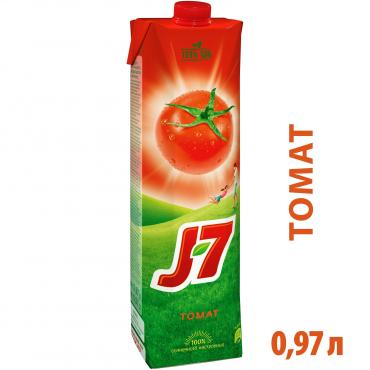 Сок J7 томатный  970мл