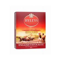 Чай Hyleys Английский фаворит черный байховый 200 гр