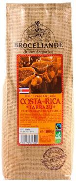 Кофе Brocelliande Costa-Rica в зернах