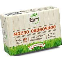 Сливочное масло Радость Вкуса традиционное 82,5 %