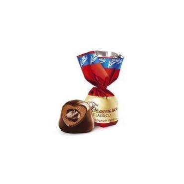 Конфеты Конти Белиссимо classico шоколадный вкус