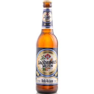 Пиво Jacobinus Hefe-Weizen 5,7%