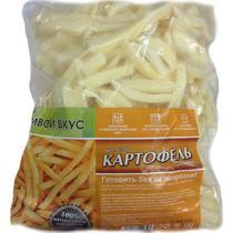 Картофель Plantator соломка быстрозамороженный