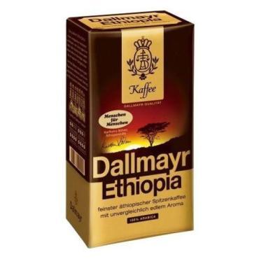 Кофе Dallmayr Ethiopia Молотый