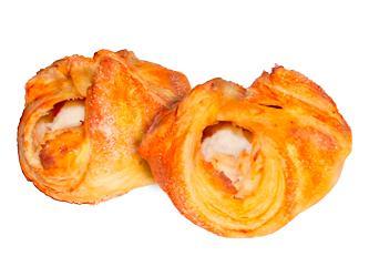Печенье СВИТ ХАУС Платочки с творогом и изюмом