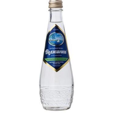 Вода Волжанка негазированная